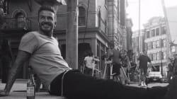 Quand David Beckham a (toujours) du style sur Instagram