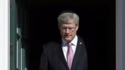 Harper Announces Moratorium On Senate