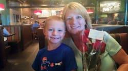 B.C. Boy Breaks Restaurant Rules To Take His Grandma On A