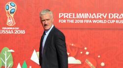 La France hérite d'un tirage au sort corsé pour le Mondial