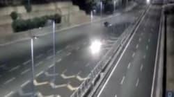 Ubriaco contromano sulla tangenziale di Napoli per 5 km: due
