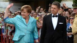 Angela Merkel victime d'une mauvaise