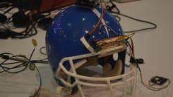 Campuseiro desenvolve capacete