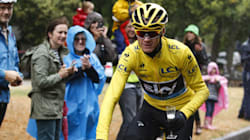 Chris Froome remporte le Tour de France