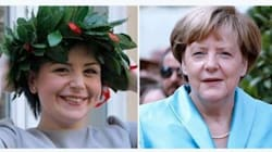 Annarita, 28 anni, sfida la Merkel: