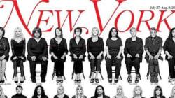 En Une d'un magazine, 35 victimes de Bill Cosby