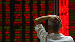 China Stocks Suffer Biggest One-Day Loss Since