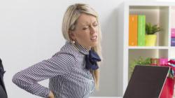 6 posições de ioga para quem trabalha o dia inteiro