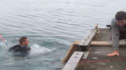 Si crees que la pesca es aburrida deberías ver este