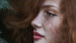 Ces clichés montrent la beauté de la rousseur