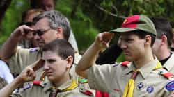 Les Boy Scouts américains vont accepter les encadrants bénévoles