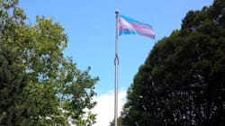 Vancouver City Hall Raises Transgender Pride Flag For 1st