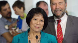 It's Official: Chow Making Her Political