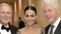 Katy Perry se rêve présidente des