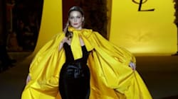 Yves Saint Laurent's Return To Couture Is