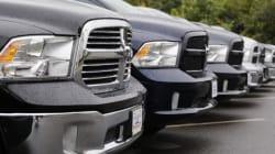 Fiat Chrysler Recalls 250,000 Trucks In