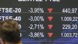 Massive Selloff On Greek Stock