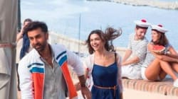 Deepika Padukone And Ranbir Kapoor Are Rocking Their First Look From
