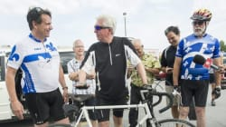 Duceppe, PKP Don Bike Shorts For Pre-Campaign