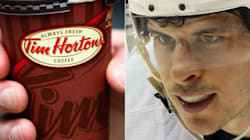 Sidney Crosby Working At Tim Hortons Means We've Reached Peak