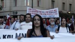 Détérioration de la situation économique en Grèce et augmentation du taux de suicide avec