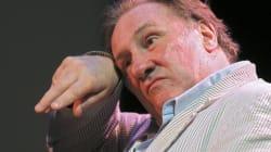 Depardieu interdit d'entrée en Ukraine pour cinq