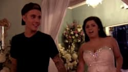 The Biebs Helps Teen Celebrate The Quinceañera She Never