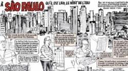 Sabesp poupa classe média de crise hídrica em São Paulo, diz 'Charlie