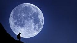 È di nuovo luna