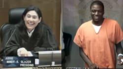 Vous vous souvenez de cette juge? Elle a