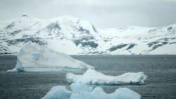 La fonte des glaciers ralentit au
