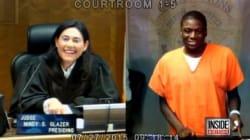 同級生の被告を号泣させた裁判官、今度は偶然船で乗り合わせていた男に法廷で語りかける