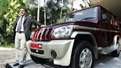 Mahindra Plans To Launch TUV300 Compact SUV In