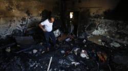 Bambino palestinese di 18 mesi arso vivo in