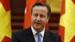 Cameron créé la polémique en parlant d'une
