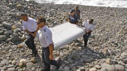 Le débris d'avion retrouvé à La Réunion provient bien du vol