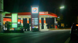Total et l'embarassant pétrole français des