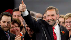 Conservatives Get Around To Attacking Mulcair Just Before Election