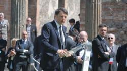 Il piano di Matteo Renzi per risollevare il