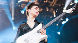 OSHEAGA 2015 - Jour 2: St.Vincent, Christine and the queens, Caribou...