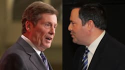 WATCH: That Time John Tory And Jason Kenney Had A Caribana