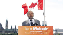 Mulcair Apologizes For Past 'Newfie'