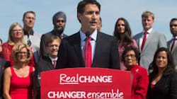 Trudeau Sets Sights On Middle