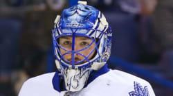 Bernier et les Maple Leafs s'entendent pour 2