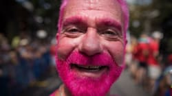 LOOK: Vancouver Gets Colourful For