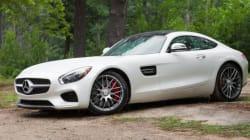 Essai routier Mercedes-AMG GT S 2016