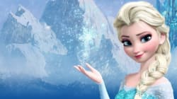 Voyez les princesses de Disney sans maquillage