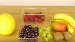 Une salade de fruits prête en quelques minutes? C'est