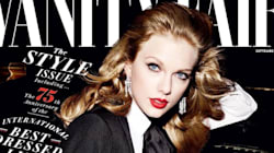 Taylor Swift's Vanity Fair Cover Shoot Is Her Most Glamorous To