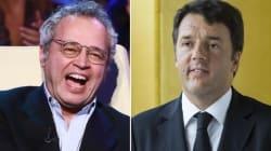 Mentana sfotte Renzi sulla Rai: